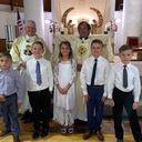 1st Holy Communion photo album